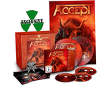 Accept Blind Rage BOX SET